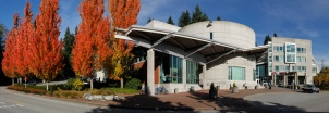 Capilano University campus